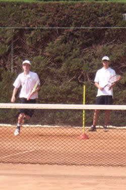 youth tennis camp spain