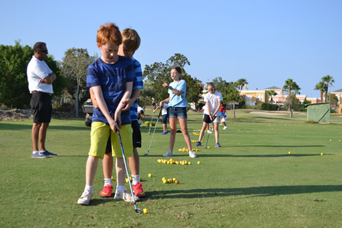 Sports Camps and Golf for Children in Spain