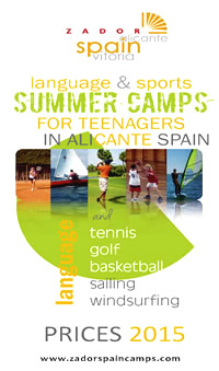 Summer Camps in Spain 2015