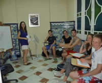 Spanish courses for teenagers Alicante ZadorSpain