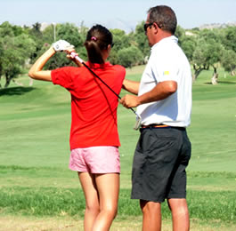 Summer Golf camp Spain Alicante