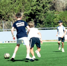 Activity Summer Camp for children in Alicante Spain