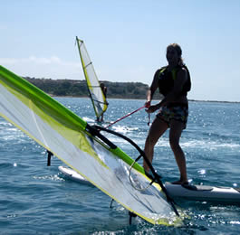 Windsurfing Camp in Spain Alicante